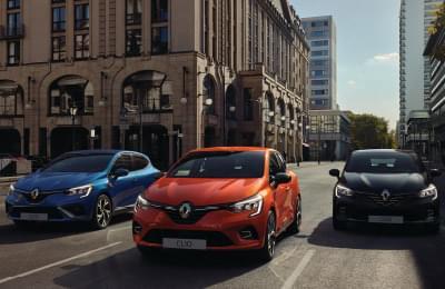 De nieuwe Renault Clio