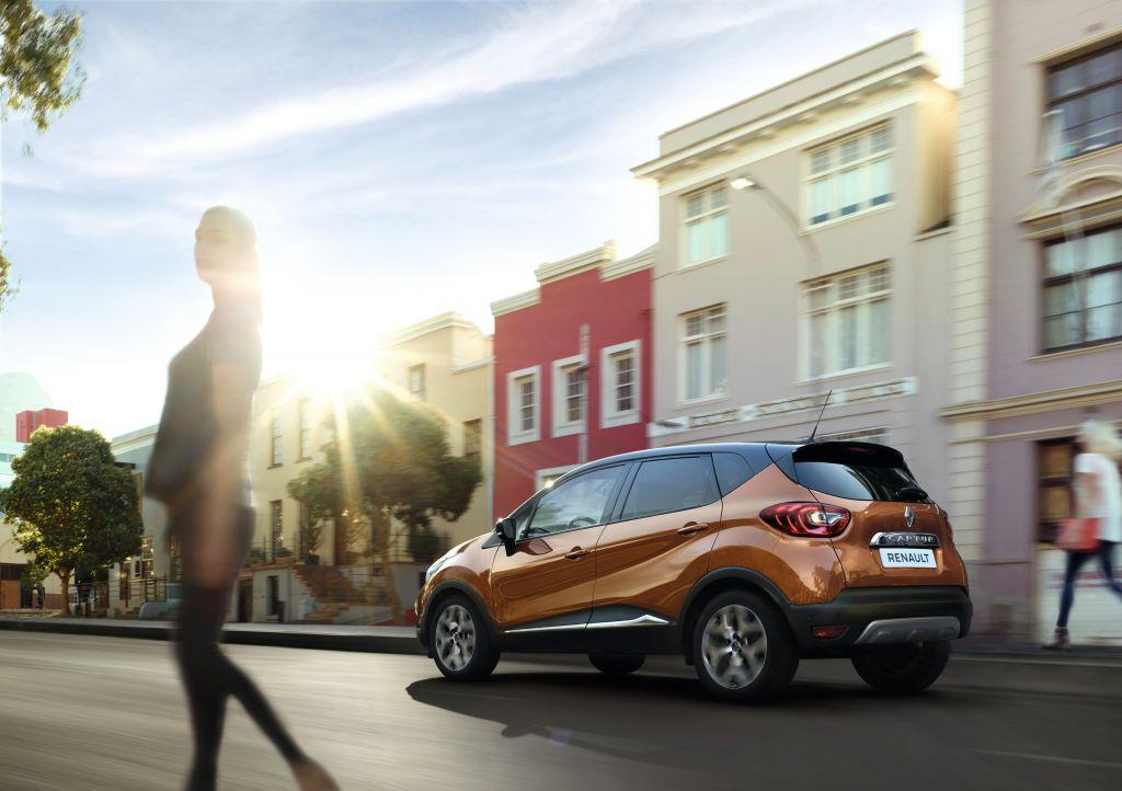 Maak kennis met de Renault Captur bij Bochane!