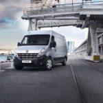 Renault Master bestelwagen