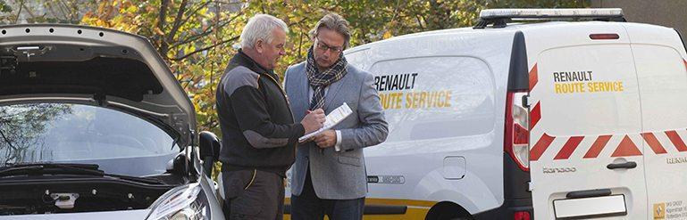 Renault hulp onderweg - Renault Route Service Bochane