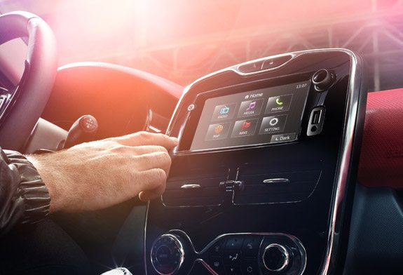 Media Nav Renault navigatie