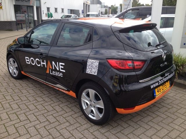 Renault Clio Bochane Lease