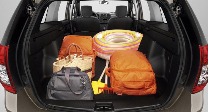 Handig uw kofferbak inpakken