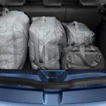 Bergruimte Dacia Sandero