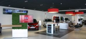 showroom nissan arnhem