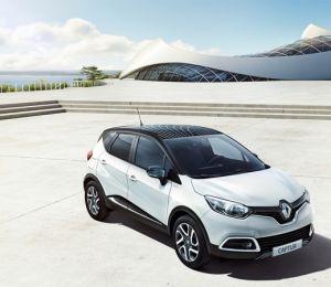Renault Captur leverbaar als Série Signature Wave