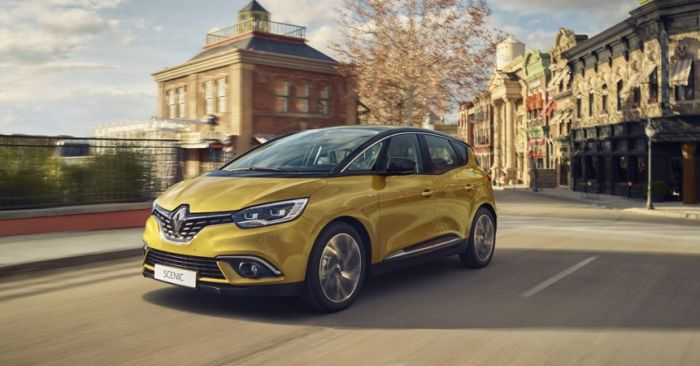 Nieuwe Renault SCÉNIC: 20ste Renault-model met vijf Euro NCAP sterren
