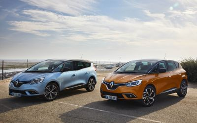 Nieuwe Renault Scenic