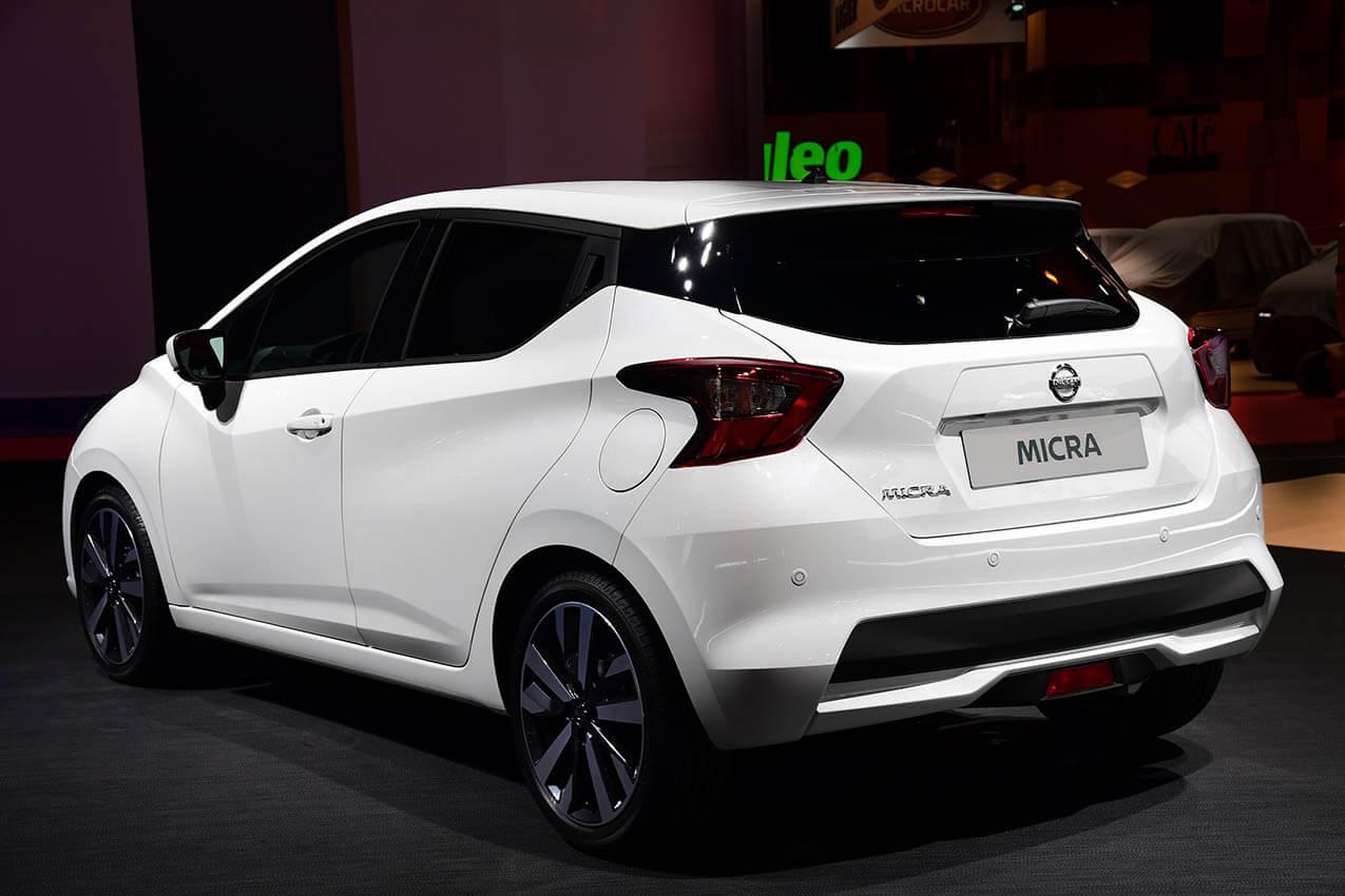 De Kleuren Van De Nieuwe Nissan Micra Bochane Nissan