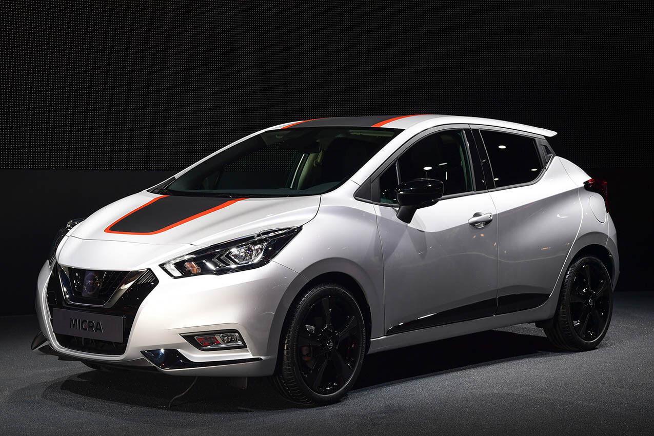 De kleuren van de nieuwe Nissan Micra | Bochane Nissan