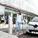 Renault Zoe Wit Opladen