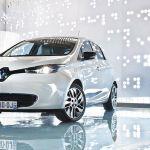 Renault Zoe Wit