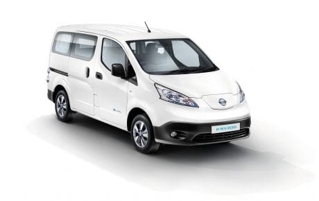 Nissan E Nv200 Van Bochane Groep