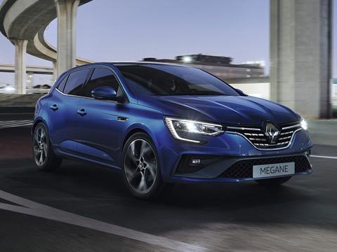 Renault Nieuwe Megane