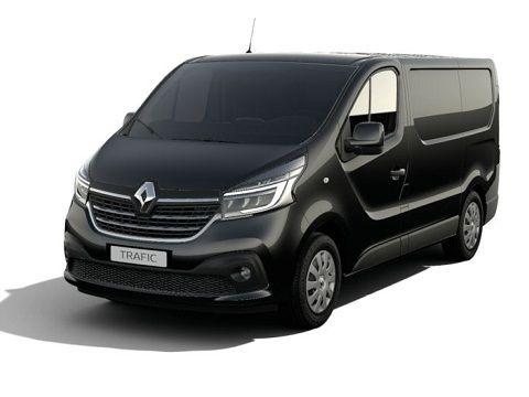 Renault Nieuwe Trafic