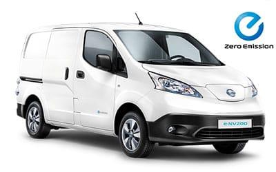 Nissan Bedrijfswagens Bochane Groep