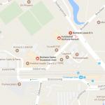 Wegafsluiting Odijkerweg Bochane Zeist bereikbaar