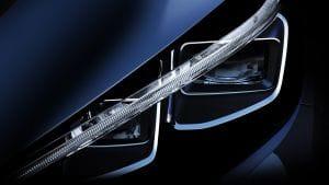 Nissan Leaf Lampen
