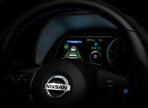 Nissan Leaf Pro Pilot