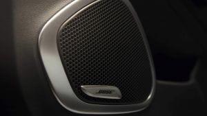 Renault Captur Bose Soundsystem