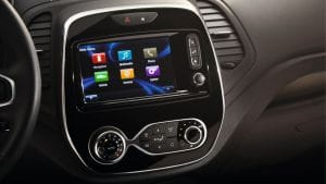 Renault Captur R-link Multimedia