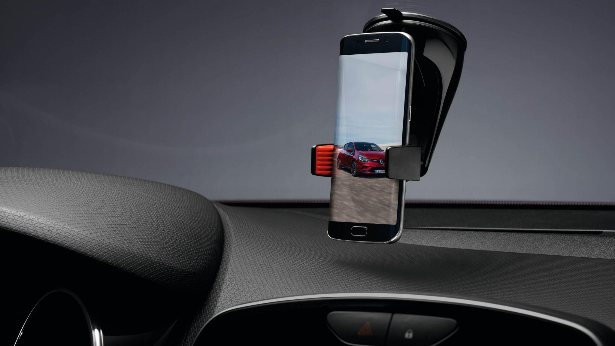 Renault Clio Accessoires Telefoonhouder