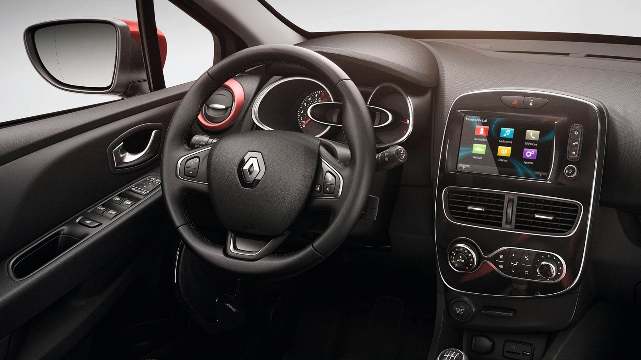 Renault Clio Estate Interieur - Bochane Groep
