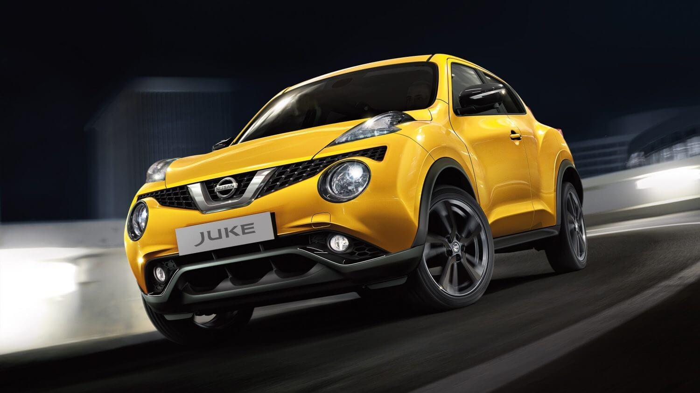 Nissan Juke Voorzijde