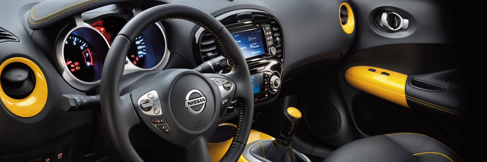Nissan juke interieur bochane groep for Interieur nissan juke
