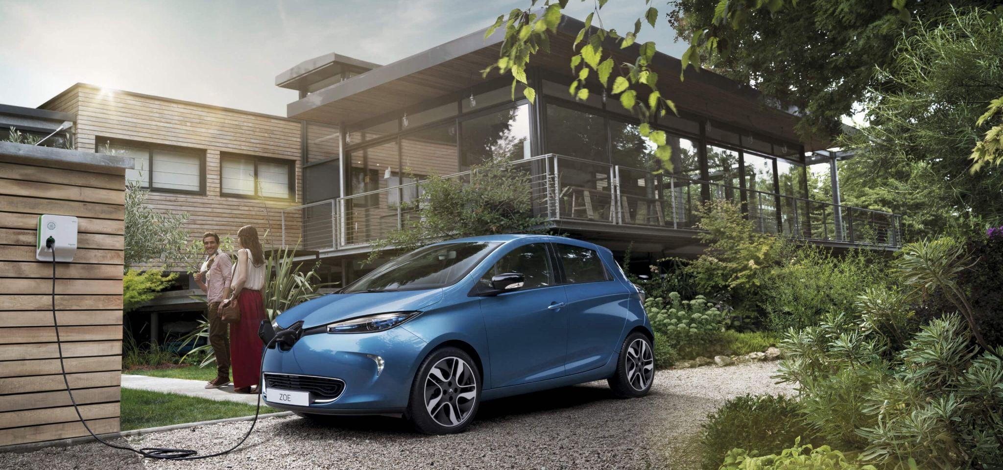 Elektrisch rijden: Renault Zoe