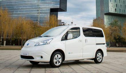 Groter rijbereik voor de nieuwe Nissan E-NV200
