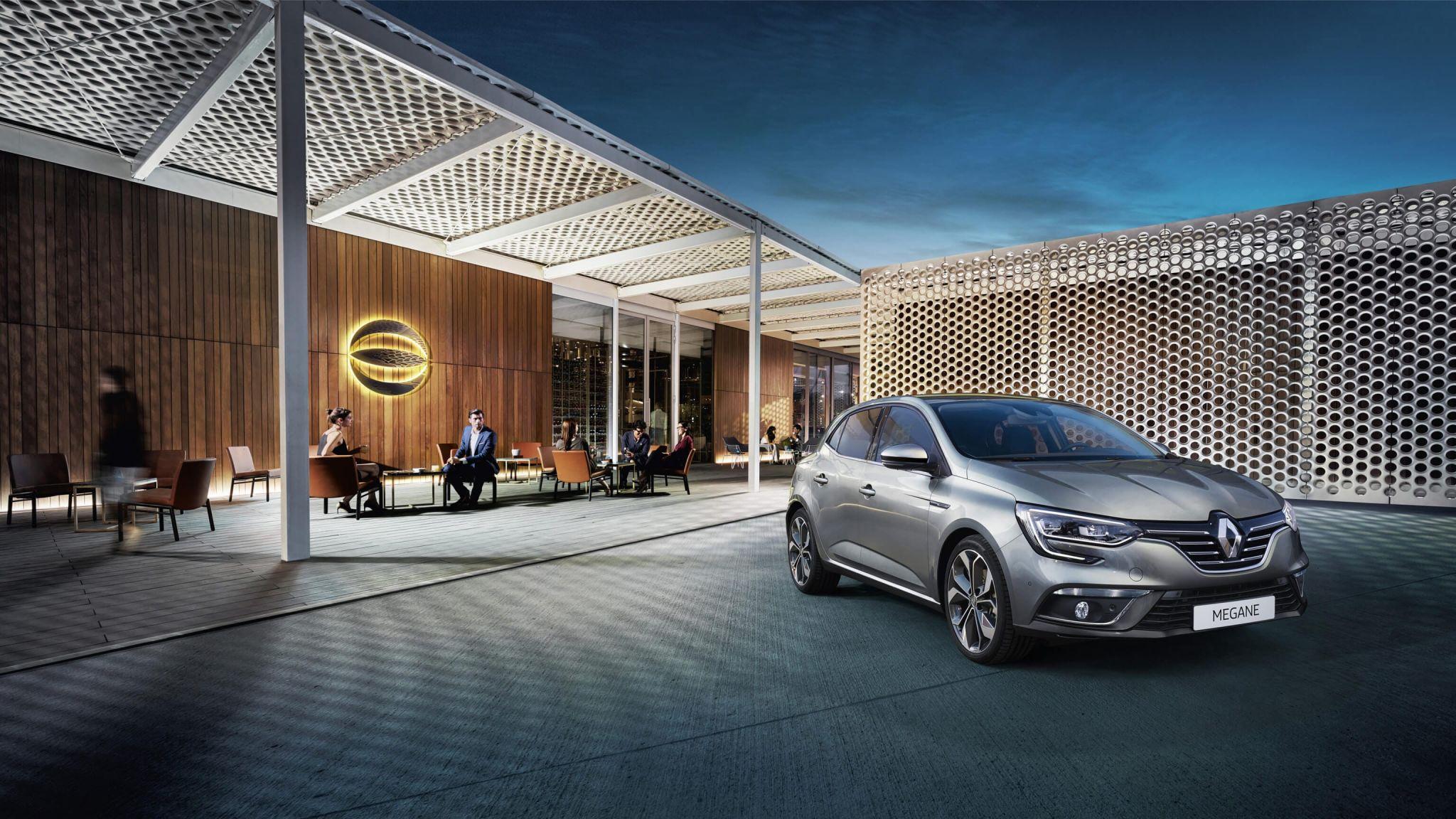 Renault Megane Exterieur