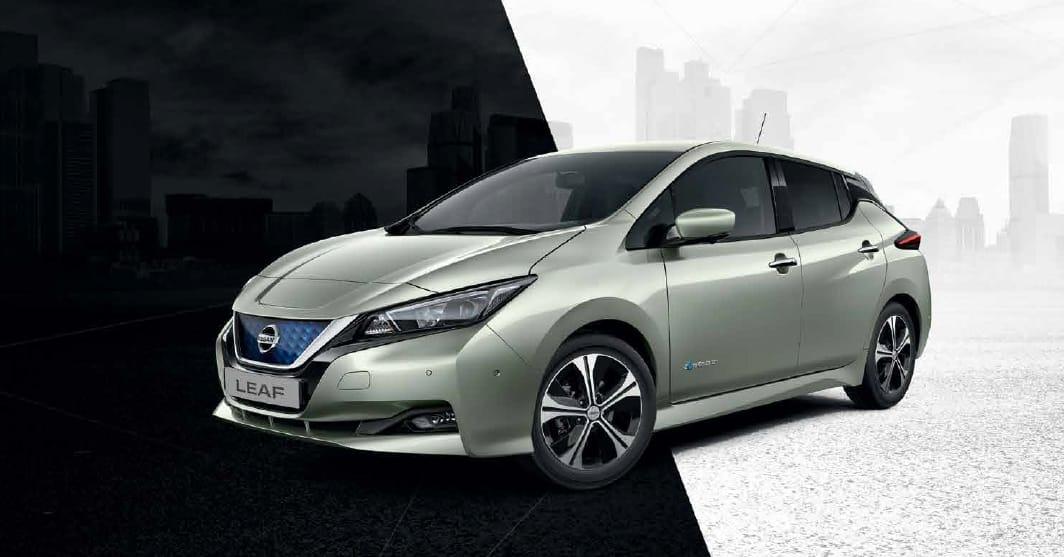 Nissan LEAF Kleuren - Bochane Groep