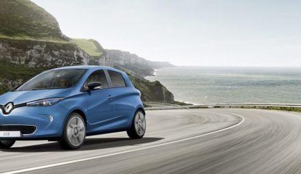 Puur energie! Op reis met de Renault Zoe
