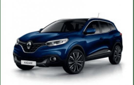Renault Kadjar Bleu Cosmos