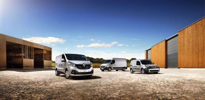 Renault Trafic Bedrijfswagens