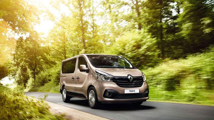 Renault Trafic Exterieur