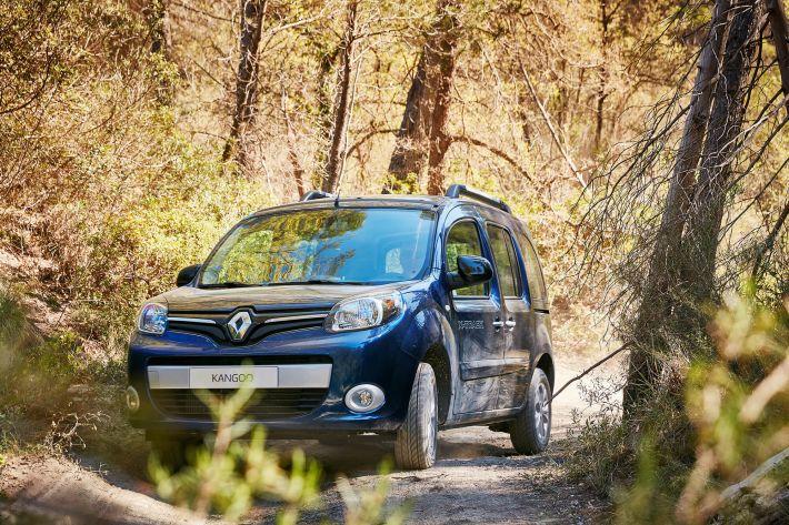 Renault Kangoo Exterieur 4