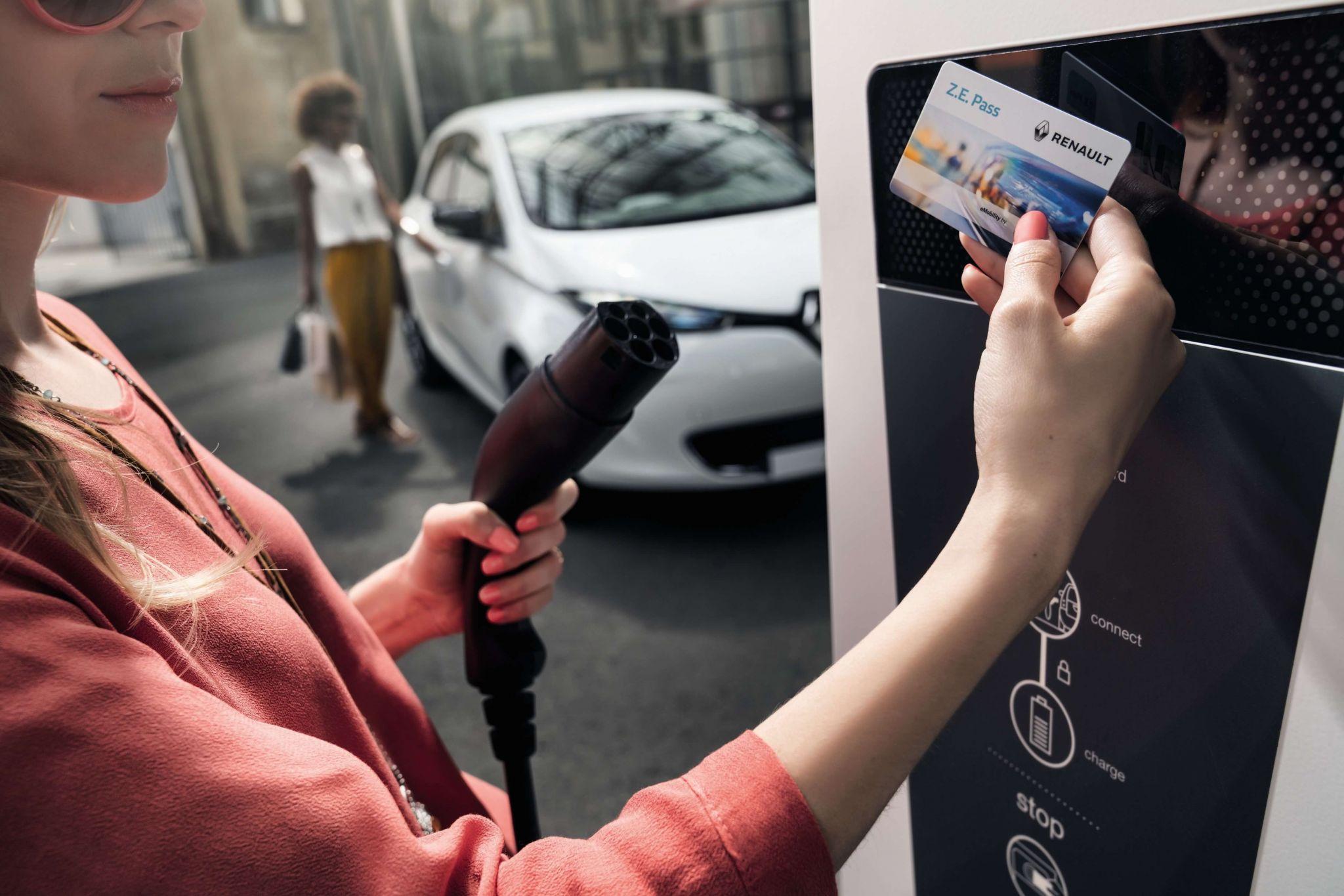 Elektrische Auto S Opladen Bochane Groep
