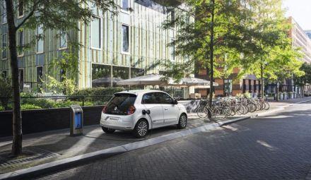 Elektrische Renault Twingo Z.E., het perfecte stadskarretje