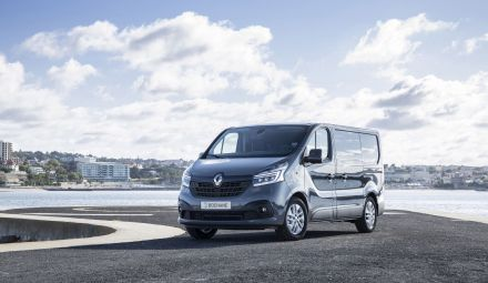 De aantrekkelijke Renault TRAFIC BUSINESS