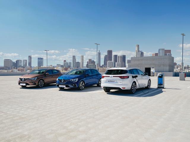 Prijzen Renault megane 2020