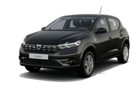 Dacia nieuwe SANDERO actie bij Bochane