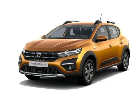 Dacia Nieuwe Sandero Stepway
