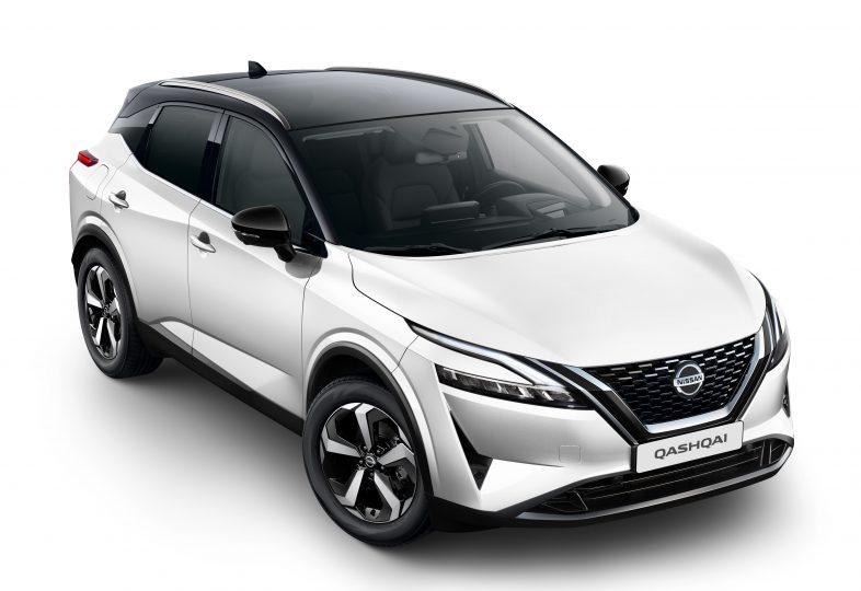 Nissan Nieuwe Qashqai